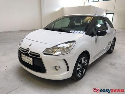 used Citroën DS3 sport gpl /automatico benzina/gpl