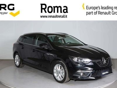 used Renault Mégane sporter 1.5 dci energy Intens 110cv 2017