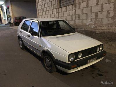 used VW Golf 2ª serie - 1990