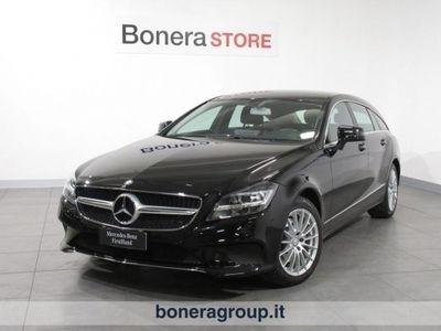 usado Mercedes CLS250 sb d (bt) premium 4matic auto