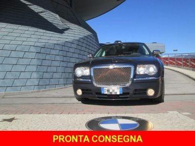 """usata Chrysler 300C 3.0 v6 crd dpf touring 20""""-pelle-xenon diesel"""
