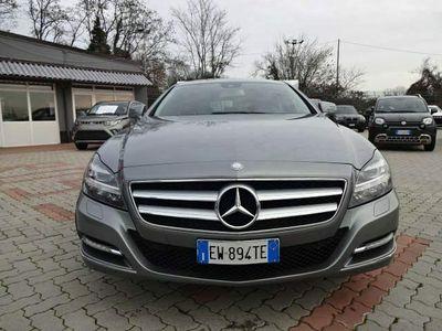 usata Mercedes CLS350 CDI SW BlueEFFICIENCY 4Matic - Perfetta - Full -
