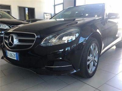 usata Mercedes E300 S.W. BlueTEC HYBRID Sport