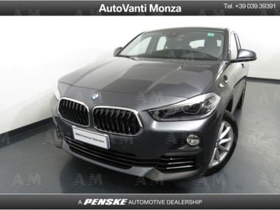 usata BMW X2 (F39) sDrive18d Business-X