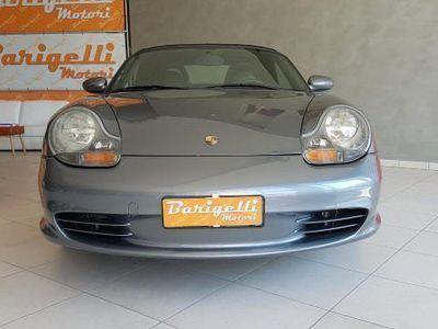 usata Porsche Boxster 2.7i 24V cat,MOTORE 60000KM CERTIFICATI,PERFETTA