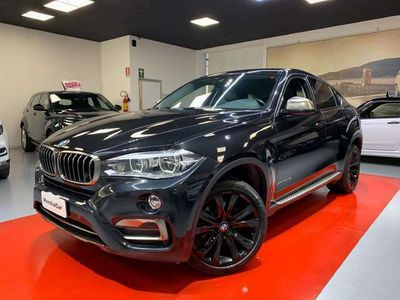 usata BMW X6 xdrive30d Msport 258cv auto *FULL OPTIONAL