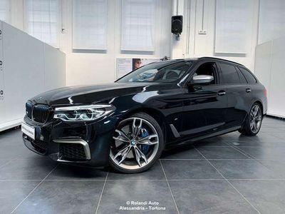 usata BMW M550 M5 d Touring xdrive auto