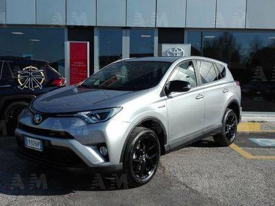 gebraucht Toyota RAV4 Hybrid 2WD Dynamic del 2017 usata a Bassano del Grappa