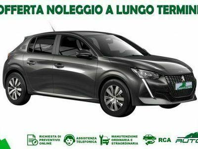 usata Peugeot 208 bluehdi s&s van active*noleggio a lungo termine*