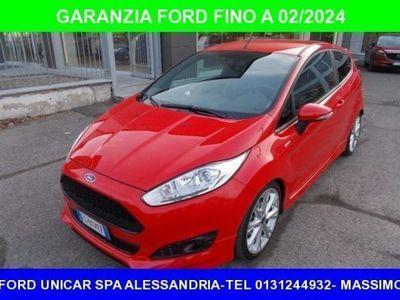 brugt Ford Fiesta 1.0 EcoBoost 125CV 3 porte ST-Line