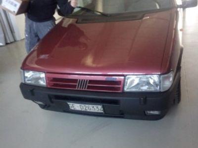 usata Fiat Uno Turbo i.e.- anno 1990