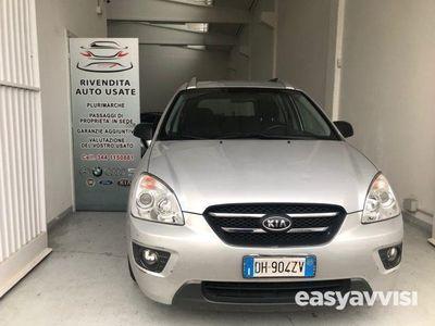 used Kia Carens 2.0 16v crdi vgt lx family diesel