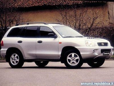 used Hyundai Santa Fe 2.0 CRDi TD 4WD GL Plus Sassari