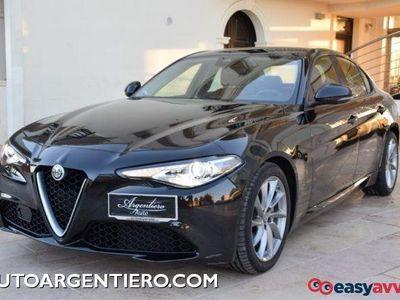brugt Alfa Romeo Giulia 2.2 Turbodiesel 180 CV AT8 Super