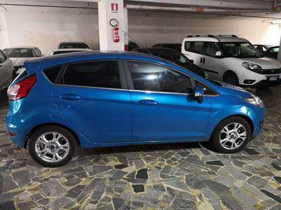 brugt Ford Fiesta 1,5 TDCI 5 PORTE TITANIUM FULL OPTIONAL