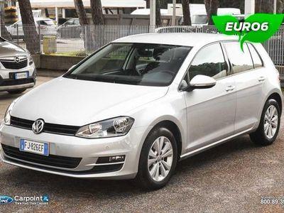 brugt VW Golf 1.6 tdi (btdi) Comfortline 110cv 5p