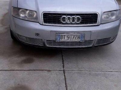usata Audi A4 2.5 V6 TDI cat Avant