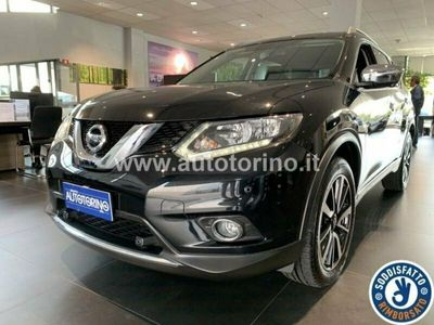usata Nissan X-Trail X-TRAIL1.6 dci Acenta Premium 2wd xtronic