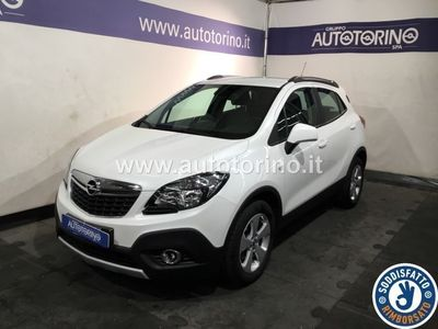 brugt Opel Mokka MOKKA1.7 cdti Ego s&s 4x4 130cv m6