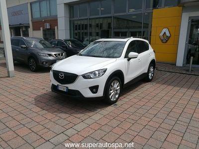 brugt Mazda CX-5 2.2L Skyactiv-D 175CV 4WD Exceed