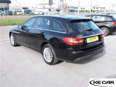 usata Mercedes C200 BlueTEC S.W. Executive - NAVI - XENON