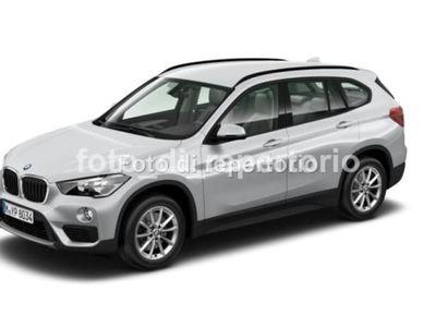 usata BMW X1 sdrive18i advantage