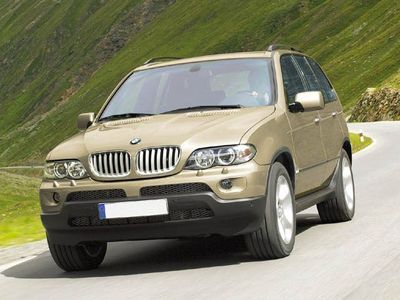 usata BMW X5 3.0d cat Eletta