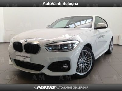 used BMW 116 d 3p. Msport