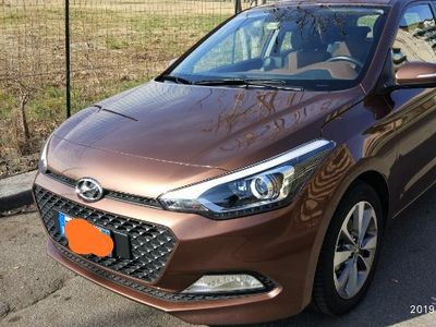 używany Hyundai i20 2ª serie - 2016