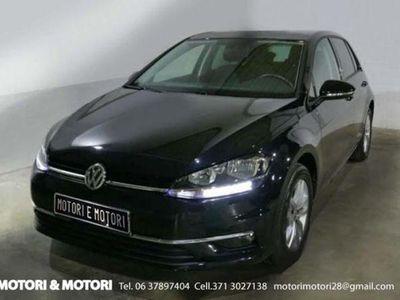 begagnad VW Golf 1.6 TDI 116 CV DSG Sport BlueMotion Technology rif. 11647183