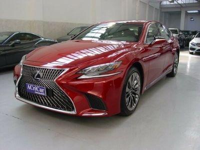 usata Lexus LS500 Hybrid AWD Executive
