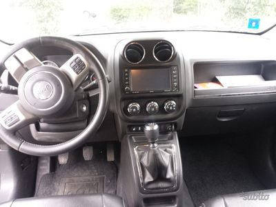 second-hand Jeep Patriot limited 2.2 crd