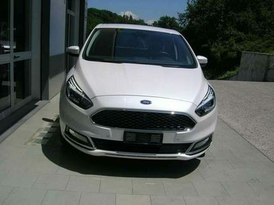 usata Ford S-MAX Vignale 2.0 EcoBlue 190 CV Aut. 8 M. 7 Posti Full