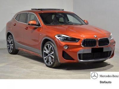 brugt BMW X2 xDrive20d Msport-X usato