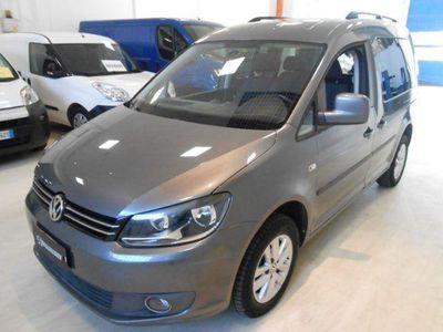 brugt VW Caddy 1.6 TDI 102 CV 5p. Comfortline