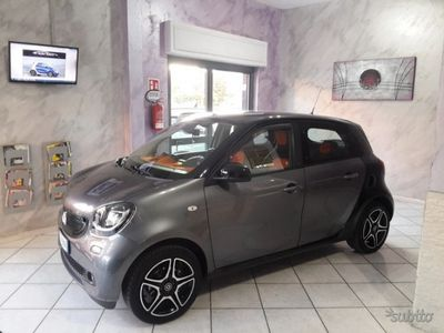gebraucht Smart ForFour 90 0.9 Turbo Passion *NAVI