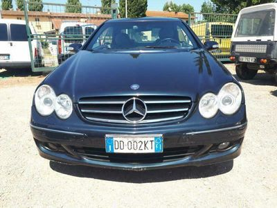 usata Mercedes CLK220 classecdi