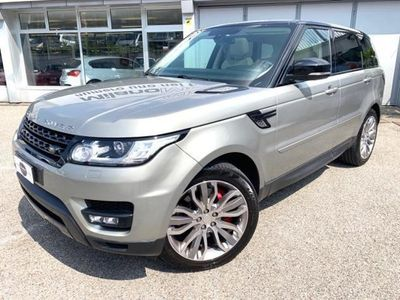 used Land Rover Range Rover Sport 3.0 SDV6 HSE Dynamic *Cerchi da 21''*