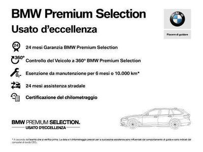 usado BMW 520 Serie 5 d Business del 2017 usata a Pavia