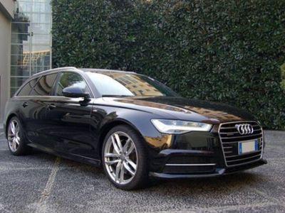 brugt Audi A6 Avant 3.0 TDI 320 CV quattro tiptronic