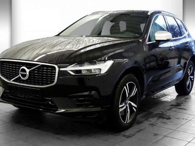 used Volvo XC60 D4 AWD Geartronic R-Design