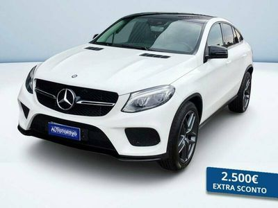 usata Mercedes 350 CLASSE GLE COUPE GLE Couped Premium Plus 4matic auto