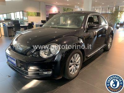 used VW Maggiolino MAGGIOLINO1.6 tdi Design 105cv
