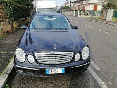 usata Mercedes E220 classecdi unico proprietario