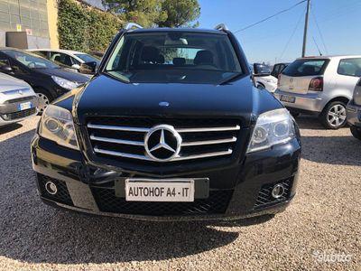 usata Mercedes GLK220 CDi 4M