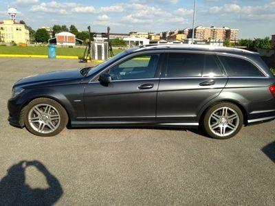 usata Mercedes C350 S.w. Avantg. Usato