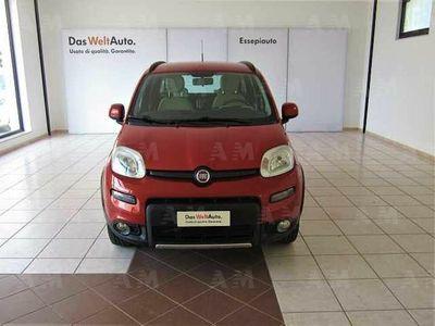 usata Fiat Panda Cross 1.3 MJT S&S 4x4 del 2014 usata a Mazara del Vallo