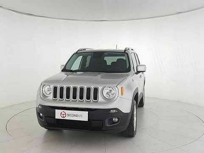 usata Jeep Renegade 2.0 Mjt 140CV 4WD Active Drive Limited del 2017 usata a San Giovanni Teatino