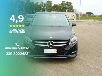 brugt Mercedes B200 d Automatic Sport