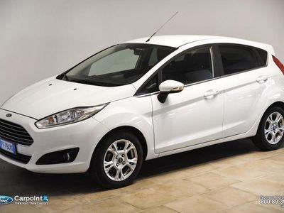 usata Ford Fiesta 1.5 tdci Titanium 75cv 5p E6